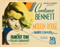 """Movie Posters:Comedy, Moulin Rouge (United Artists, 1934). Title Lobby Card (11"""" X 14"""").. ..."""
