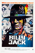 "Movie Posters:Action, Billy Jack (Warner Brothers, 1971). International One Sheet (27"" X41"").. ..."