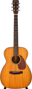 Musical Instruments:Acoustic Guitars, 1956 Martin 00-18 Natural Acoustic Guitar #152349...
