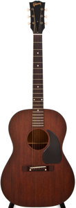 Musical Instruments:Acoustic Guitars, 1959 Gibson LG-0 Natural Acoustic Guitar, #S1747....