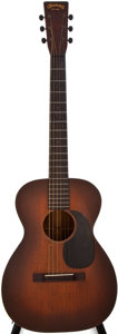 Musical Instruments:Acoustic Guitars, 1933 Martin Single 0-17 Sunburst Acoustic Guitar, #52755....