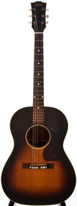 Musical Instruments:Acoustic Guitars, 1954 Gibson LG-1 Sunburst Acoustic Guitar, #X91112....