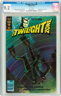Bronze Age (1970-1979):Horror, Twilight Zone #84 (Gold Key, 1978) CGC NM- 9.2 White pages....
