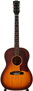 Musical Instruments:Acoustic Guitars, 1964 Gibson LG-1 Sunburst Acoustic Guitar, #235744....