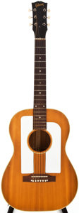 Musical Instruments:Acoustic Guitars, 1964 Gibson F-25 Natural Acoustic Guitar, #231993....