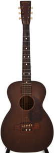 Musical Instruments:Acoustic Guitars, 1933 Martin 0-17 Natural Acoustic Guitar, #53437....