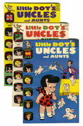 Silver Age (1956-1969):Humor, Little Dot's Uncles and Aunts File Copy Group (Harvey, 1962-74) Condition: Average NM-....