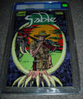 Modern Age (1980-Present):Miscellaneous, Jon Sable Freelance #37 (First Comics, 1986) CGC NM/MT 9.8 White pages.