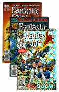 Modern Age (1980-Present):Superhero, Fantastic Four 375-513 Short Box Group (Marvel, 1993-04) Condition:NM-....