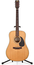 Musical Instruments:Acoustic Guitars, 1980s Sigma Martin DM-5 Natural Acoustic Guitar #74091068...