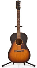 Musical Instruments:Acoustic Guitars, 1960 Gibson LG-1 Sunburst Acoustic Guitar #R868732...