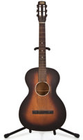 Musical Instruments:Acoustic Guitars, 1930s Oahu Squareneck Sunburst Acoustic Guitar...