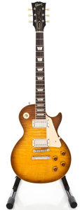Musical Instruments:Electric Guitars, 1995 Gibson Les Paul Classic Honeyburst Solid Body Electric Guitar#54578...