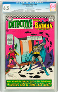 Silver Age (1956-1969):Superhero, Detective Comics #364 Twin Cities pedigree (DC, 1967) CGC FN+ 6.5 Off-white to white pages....