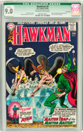 Silver Age (1956-1969):Superhero, Hawkman #9 Twin Cities pedigree (DC, 1965) CGC VF/NM Qualified 9.0 Off-white to white pages....