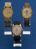 Timepieces:Wristwatch, Three - Omegas For Restorations. ... (Total: 3 Items)