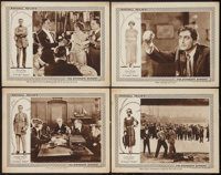 "The Stranger's Banquet (Goldwyn, 1922). Lobby Cards (4) (11"" X 14""). Drama. ... (Total: 4 Items)"