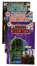 Bronze Age (1970-1979):Horror, House of Secrets #101-120 Group (DC, 1972-74) Condition: AverageVF+.... (Total: 20 Comic Books)