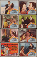"""Movie Posters:Romance, Pandora and the Flying Dutchman (MGM, 1951). Lobby Card Set of 8 (11"""" X 14""""). Romance.. ... (Total: 8 Items)"""