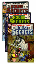 Bronze Age (1970-1979):Horror, House of Secrets Group (DC, 1969-72).... (Total: 19 Comic Books)