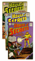 Silver Age (1956-1969):Mystery, House of Secrets #51-80 Group (DC, 1962-69) Condition: AverageVG.... (Total: 30 Comic Books)