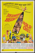 "Movie Posters:Rock and Roll, Hold On! (MGM, 1966). One Sheet (27"" X 41""). Rock and Roll.. ..."