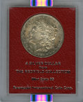 Redfield Dollars, 1886-S $1 Morgan Dollar MS65 Paramount (MS64 NGC)....