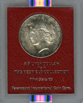 Additional Certified Coins, 1927-S $1 Peace Dollar MS65 Paramount (MS63 NGC)....