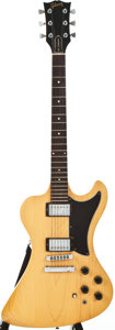 Musical Instruments:Electric Guitars, 1978 Gibson RD Standard Natural Solid Body Electric Guitar,#70948031....