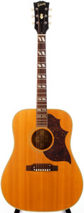 Musical Instruments:Acoustic Guitars, 1967-69 Gibson Country Western Natural Acoustic Guitar, #898542....
