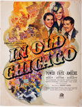 """Movie Posters:Drama, In Old Chicago (20th Century Fox, 1937). Uncut Oversize DeluxePressbook (17"""" X 22"""") (28 Pages).. ..."""