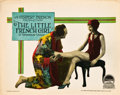 """Movie Posters:Romance, The Little French Girl (Paramount, 1925). Lobby Card (11"""" X 14"""").. ..."""