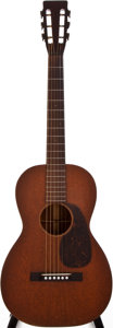 Musical Instruments:Acoustic Guitars, 1932 Martin 1-17 Natural Acoustic Guitar, #51428....
