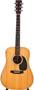 Musical Instruments:Acoustic Guitars, 1978 Martin D-28 Natural Acoustic Guitar, #403083....