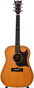 Musical Instruments:Acoustic Guitars, Circa 1970 Grammer G10 Natural Acoustic Guitar, #5453....