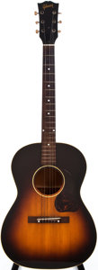 Musical Instruments:Acoustic Guitars, 1950s Gibson LG-1 Sunburst Acoustic Guitar, #?84033....