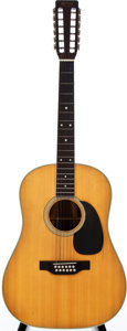 Musical Instruments:Acoustic Guitars, 1970 Martin D-12-35 Natural 12-String Acoustic Guitar, #267793....