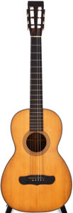 Musical Instruments:Acoustic Guitars, 1890s Martin 1-21 Natural Classical Guitar, #N/A....
