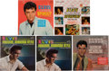 Music Memorabilia:Recordings, Elvis Presley Soundtrack LP Group of 5 (RCA, 1965-68).... (Total: 5 Items)