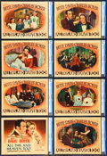 "Movie Posters:Drama, All This, and Heaven Too (Warner Brothers, 1940). CGC Graded LobbyCard Set of 8 (11"" X 14"").. ... (Total: 8 Items)"