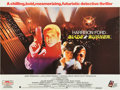 """Movie Posters:Science Fiction, Blade Runner (Warner Brothers, 1982). British Quad (30"""" X 40"""")....."""