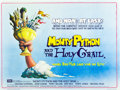 "Movie Posters:Comedy, Monty Python and the Holy Grail (EMI, 1975). British Quad (30"" X 40"").. ..."