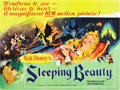 "Movie Posters:Animated, Sleeping Beauty (Walt Disney, 1959). British Quad (30"" X 40"").. ..."