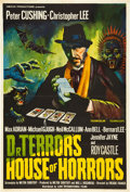 """Movie Posters:Horror, Dr. Terror's House of Horrors (Lion International, 1965). British One Sheet (27"""" X 40"""").. ..."""