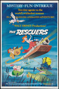 "Movie Posters:Animation, The Rescuers Lot (Buena Vista, 1977). One Sheets (2) (27"" X 41""). Animation.. ... (Total: 2 Items)"