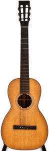 Musical Instruments:Acoustic Guitars, 1898 Martin 2-18 Natural Classical Guitar, #N/A....