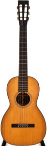 Musical Instruments:Acoustic Guitars, 1898 Martin 2½-17 Natural Classical Guitar, #N/A....