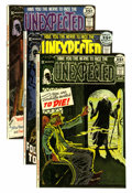 Bronze Age (1970-1979):Horror, Unexpected #126-136 Group (DC, 1971-72) Condition: Average VF+....(Total: 11 Comic Books)