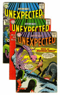 Silver Age (1956-1969):Horror, Tales of the Unexpected #83-103 Group (DC, 1964-68) Condition:Average VG.... (Total: 21 Comic Books)