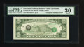 Error Notes:Third Printing on Reverse, Fr. 2027-D $10 1985 Federal Reserve Note. PMG Very Fine 30.. ...